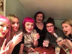 Gin Club at The Hidden Lane Tea Rooms