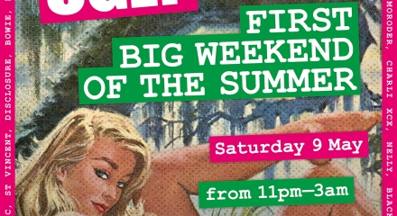 The First Big Weekend Of The Summer at May's Pretty Ugly | 'Sometimes It Snows In April' blog on www.prettyuglyclub.co.uk