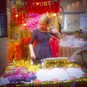Our Glasgow Wedding Collective stall was both Pretty & Ugly | Rollin' With The Homies blog www.prettyuglyclub.com